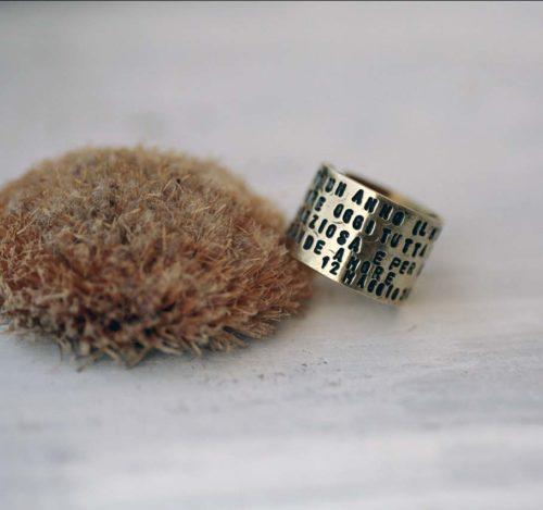 anello-ottone-incisione-personalizzato