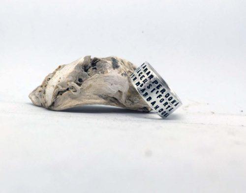 anello-uomo argento
