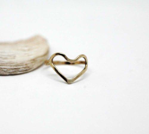 anello_cuore_oro giallo