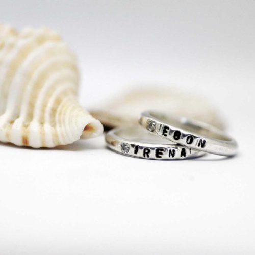 anello con nome e punto_luce