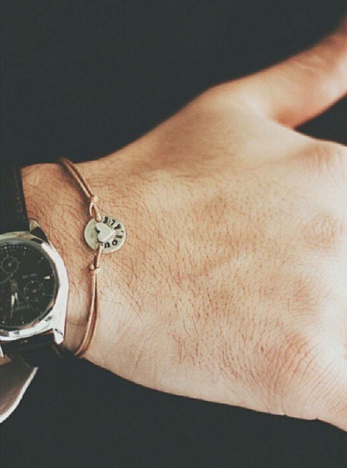 bracciale-uomo argento