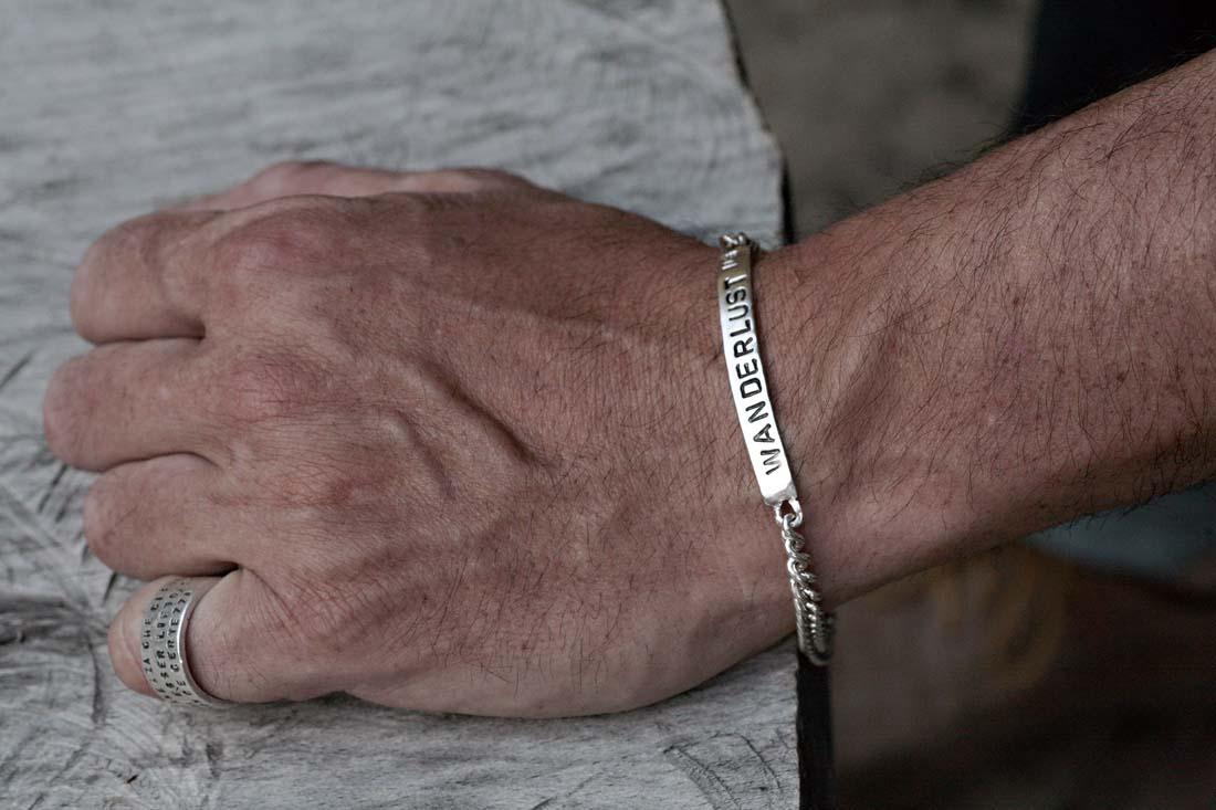 Bracciali argento da personalizzare