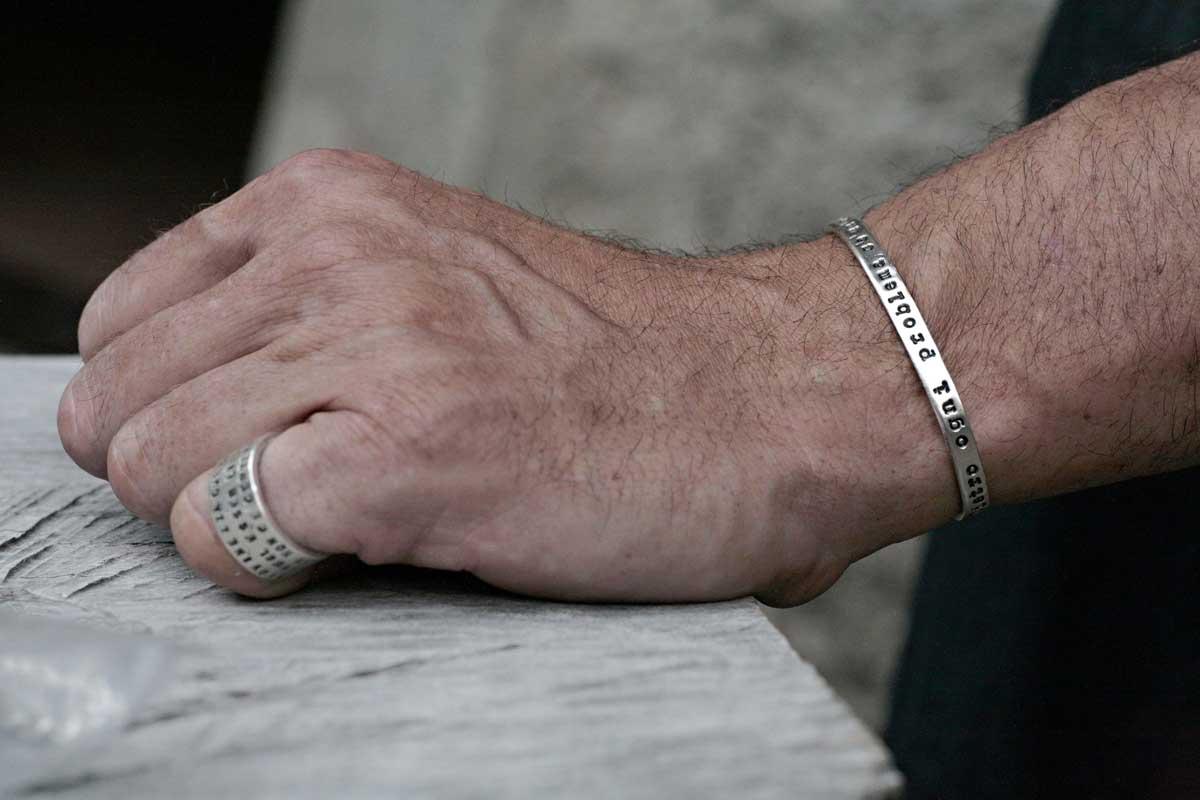 bracciale_rigido_uomo_donna_personalizzato