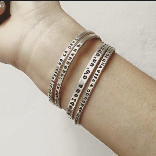 bracciali_argento con stampa