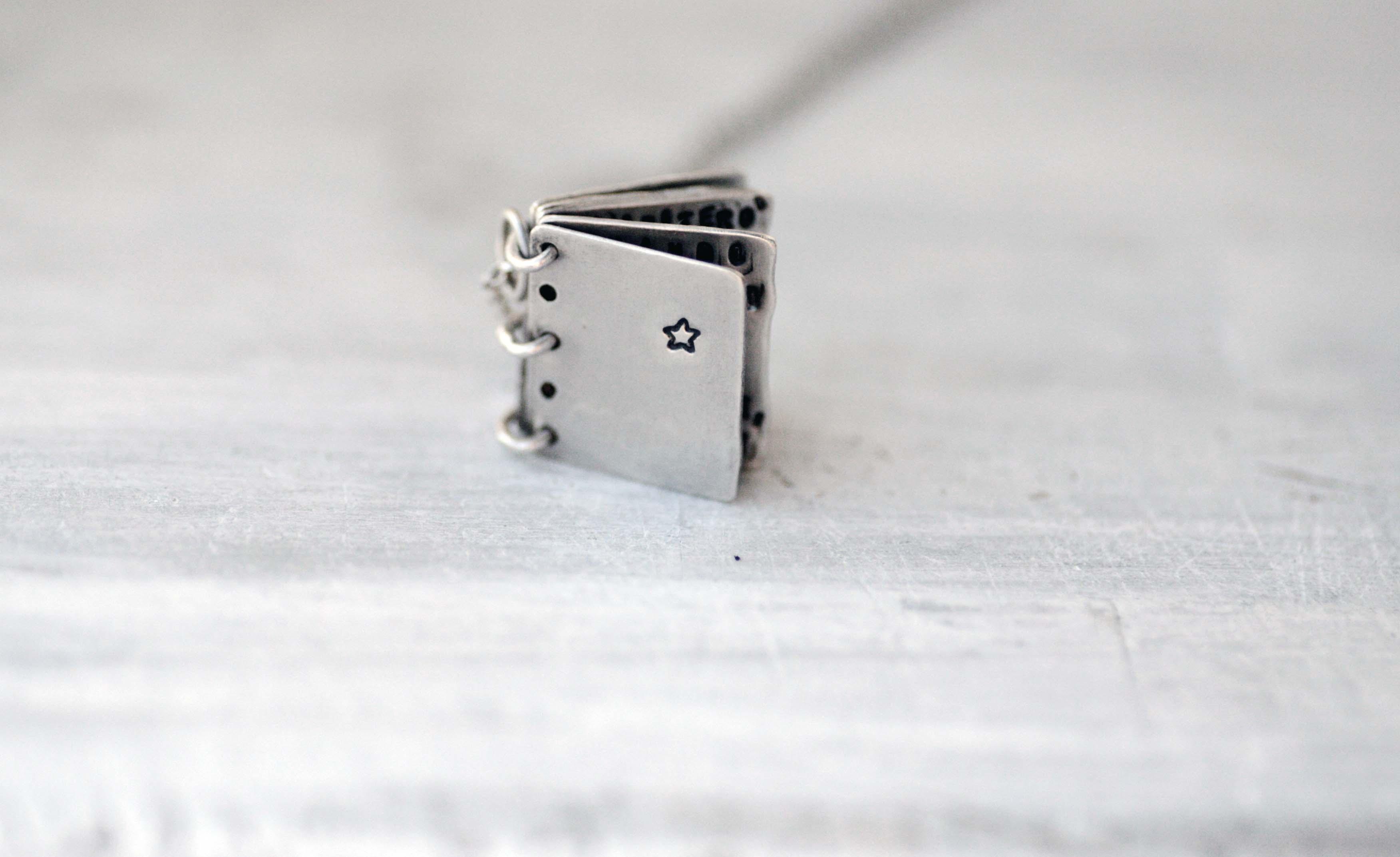 piccolo-principe-frasi-gioiello in argento