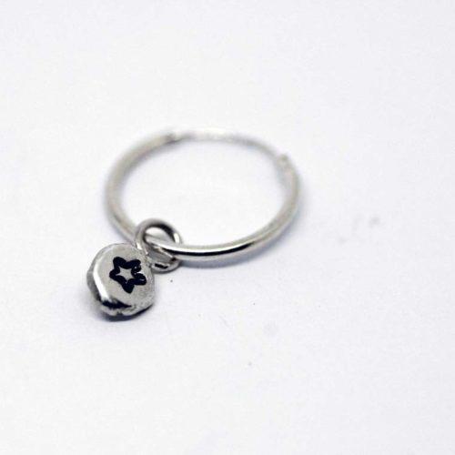 orecchini personalizzati argento