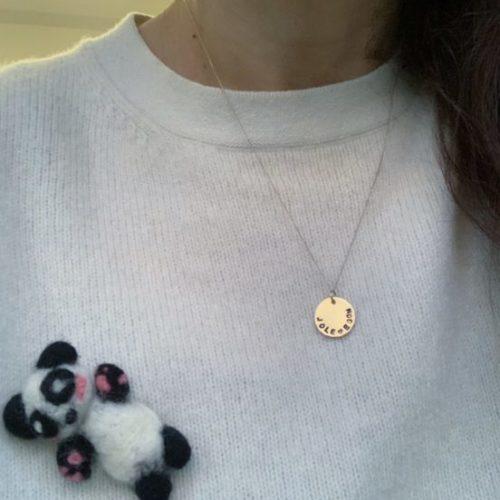 collana oro personalizzata